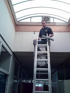 CC Gebäudereinigung MKK - Damals
